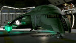 Romulan shuttle