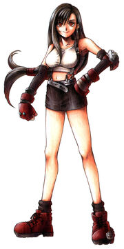 Tifa Lockhart Artwork