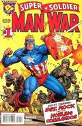 Super-Soldier Man of War Vol 1 1