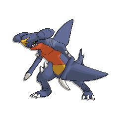 GarchompSprite