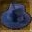 Crimped Hat Icon