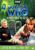 Resurrection of the daleks us dvd