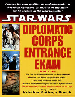 Diplomatic Exam