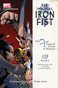 Immortal Iron Fist Vol 1 11