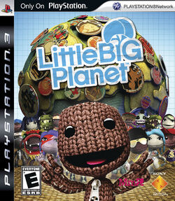 LittleBigPlanet North America cover High Res