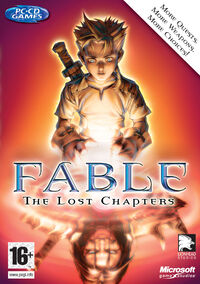 Fable The Lost Chapters Cover