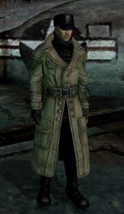 Fallout 3 Colonel Autumn Coat