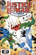 Justice League America 38