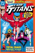 Team Titans Vol 1 1 - Redwing