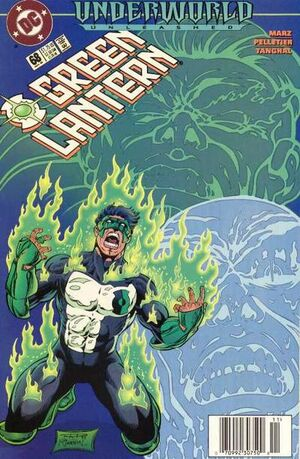 Cover for Green Lantern #68