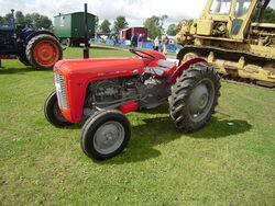 Massey Ferguson 35-Restored-Driffield-P8100562