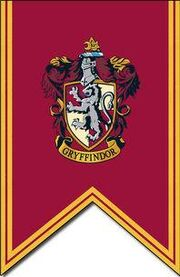 Gryffindor banner