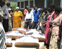 Global Resource Alliance outside- Kenya - October 2008