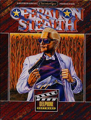 Operation stealth the james bond games wiki for Operation stealth