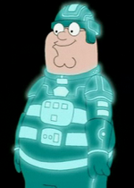 Family guy tron