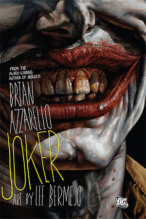 Cubierta para el Joker (novela gráfica) # 1