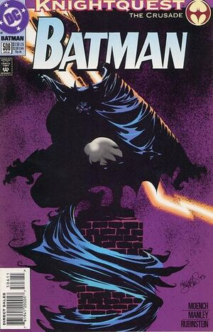 Cover for Batman #506