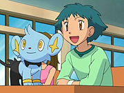 Shinx and Aoi