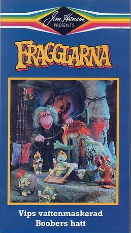 Fragglarna vhs