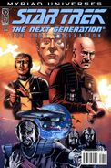 The Last Generation issue 1 cover