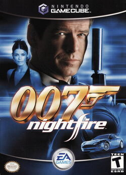 007 Nightfire (GC) (NA)