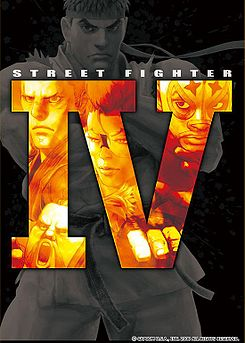 Street Fighter IV poster
