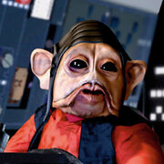 Nien Nunb JKTCG