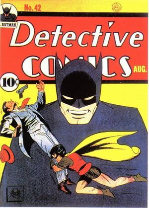 Cover for Detective Comics #42