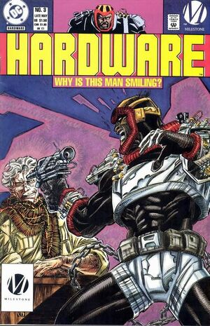 Cover for Hardware #3