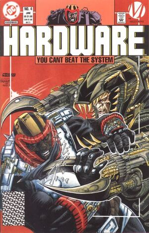 Cover for Hardware #4