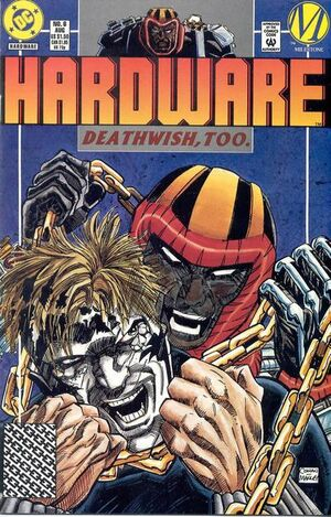 Cover for Hardware #6