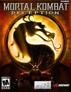 Mortal Kombat Deception ps2