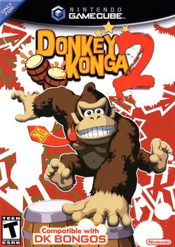 Donkey Konga 2 (NA)