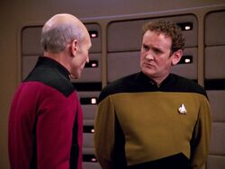 Picard O&#39;Brien The Wounded