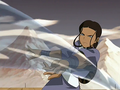Katara fighting Mai.png
