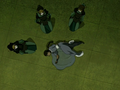 Katara disabled by Ty Lee.png