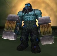 Bouldercrag the Rockshaper