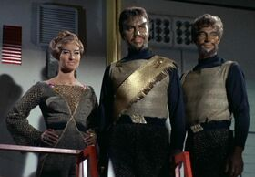 Klingon 3 variants