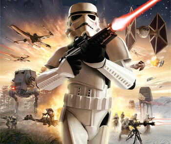 Battlefront cover