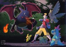 Pokemon shiny 220px-Oro_junto_a_un_Charizard_brillante
