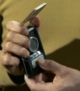 Starfleet communicator, 2260s