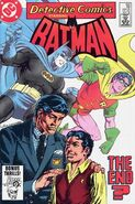 Detective Comics 542