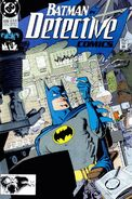 Detective Comics 619