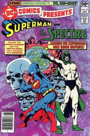 Cover for DC Comics Presents #29