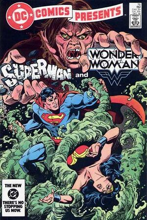Cover for DC Comics Presents #76