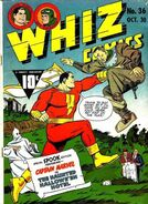 Whiz Comics 36