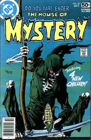 Cover for House of Mystery #261
