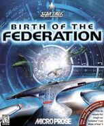 Birth of the Federation alternate cover