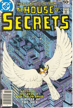 Cover for House of Secrets #154