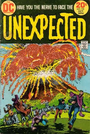 Cover for Unexpected #151